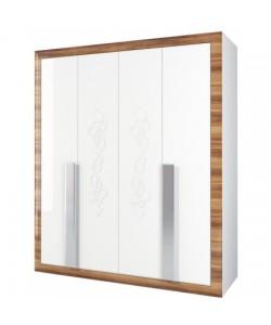Лотос Шкаф для одежды 1760*650*2070 мм.