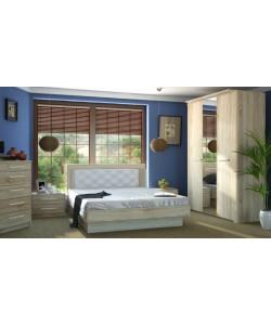 Кровать № 28.1М Размер: 2090*1654*960 мм.
