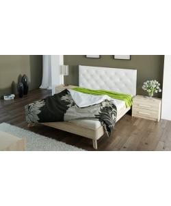 Кровать №69, спинка №СМ 14 Размер: 2025*1648*340 мм.