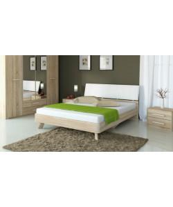 Кровать №69, спинка №СМ 5 Размер: 2025*1648*340 мм.