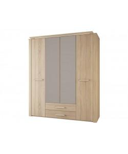 Шкаф 4 дверный № 4 Размер: 1932*627*2238 мм.