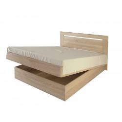 Кровать 28.1 Размер: 2060*1654*960 мм.