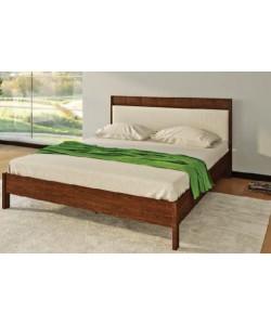Кровать № 211, спинка СМ № 20 Размер: 2012*1642*340 мм.