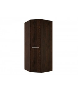 Шкаф угловой № 12 Размер: 927*927*2238 мм.