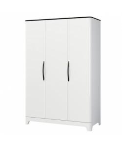 Шкаф для одежды МН-024-03 Размер: 1490*650*2210 мм