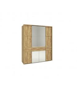 Шкаф узкий №224 Размер: 1860*590*2230 мм