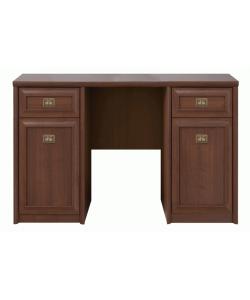 Туалетный стол с зеркалом Болден. Размер стола: 1200*365*771 мм. Размер зеркала: 900*3*900 мм.