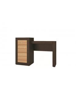 Туалетный стол Капри. Размер: 1100*380*840 мм.