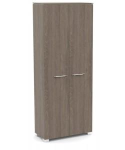 Шкаф для одежды (вешалка, полки) G-741 Размер: 900*442*2275 мм.