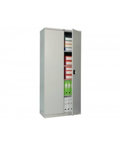 Шкаф для офиса СВ-14, размер: 850*500*1860 мм.
