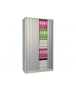 Шкаф для офиса NST-1991 жалюзи, размер: 1060*458*1900 мм.