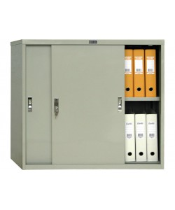 Шкаф для офиса АМТ-0891 купе, размер: 915*458*832 мм.