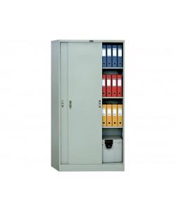 Шкаф для офиса АМТ-1891 купе, размер: 915*458*1830 мм.