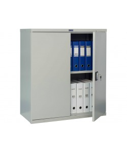 Шкаф для офиса СВ-11, размер: 850*400*930 мм.