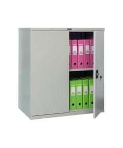Шкаф для офиса СВ-13, размер: 850*500*930 мм.