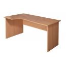 Стол угловой СМ4Пр/СМ5Л Размер: 1400*900/700*750 мм