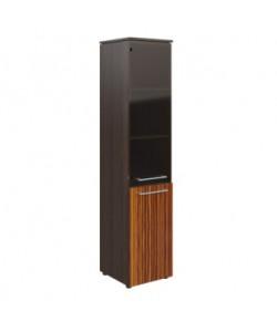 Шкаф узкий MНC42+AMGT42-1+MLD42-1 Размер: 429*423*1956 мм