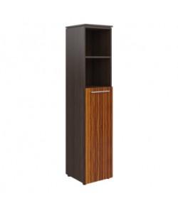 Шкаф узкий MНC42+MMD42-1 Размер: 429*423*1956 мм