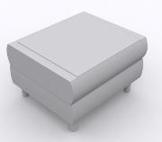 Стол со стеклом Размер: 590*840*390 мм