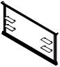 Панель греденции PRT303 Размер: 1965*65*979 мм