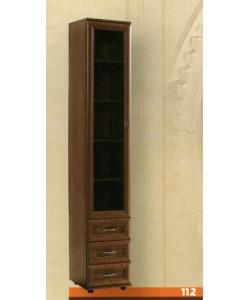 Шкаф со стеклом № 112