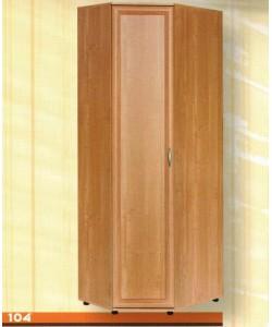 Шкаф угловой № 104
