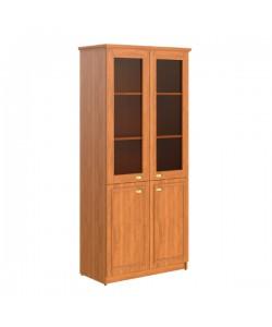Шкаф со стеклом RНC89.2 Размер: 922*466*2023 мм