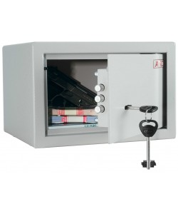 Сейф мебельный Т-17, размер: 260*230*170 мм.