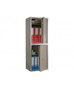 Сейф мебельный ТМ-120Т/2, размер: 440*355*1200 мм.