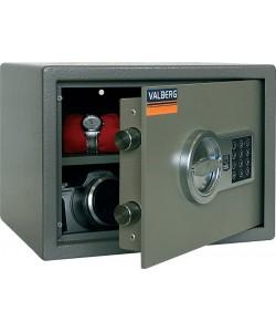 Сейф мебельный ASM-25ЕL, размер: 340*280*250 мм.