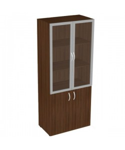 Шкаф для документов С-ФР-6.0+8.0+60*2 Размер: 800*452*1983 мм