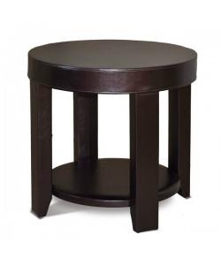 Стол журнальный Сакура-1. Размер: D 59 h57 см.