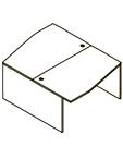 Стол двойной X2CT 149.2 Размер: 1400*1606*750 мм